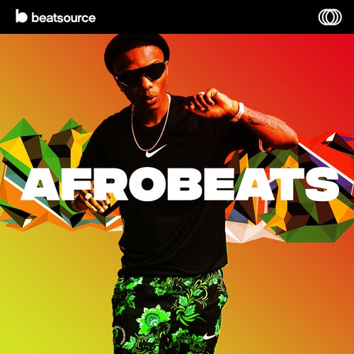 Afrobeats Album Art