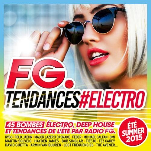 FG Tendances #Electro 2015 (Eté-Summer)
