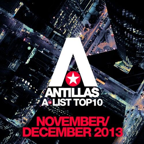 Antillas A-List Top 10 - November / December 2013 (Bonus Track Version)