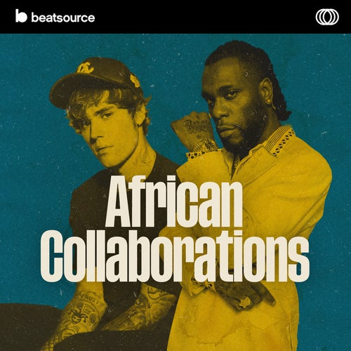 African Collaborations playlist