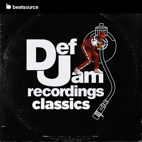 Def Jam Recordings Classics Album Art
