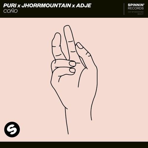 Coño (feat. Jhorrmountain x Adje)