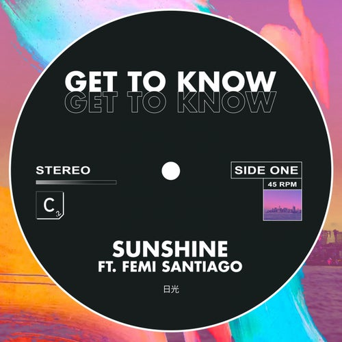 Sunshine (feat. Femi Santiago)