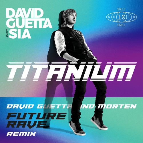 Titanium (feat. Sia) [David Guetta & MORTEN Future Rave Remix]