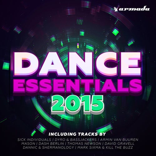 Dance Essentials 2015 - Armada Music