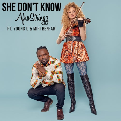 She Don't Know  (feat. Young D & Miri Ben-Ari)