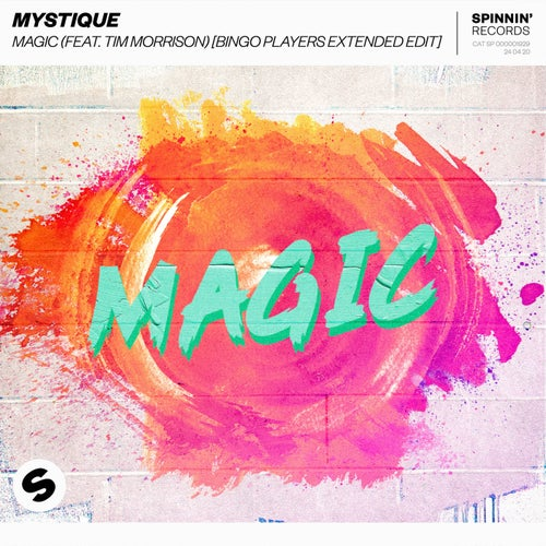 Magic (feat. Tim Morrison)