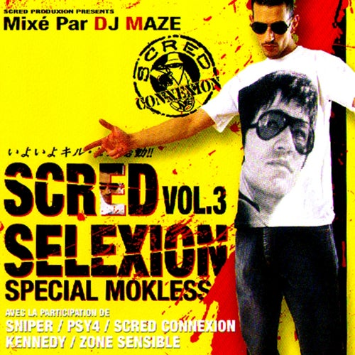 Scred Selexion, Vol. 3