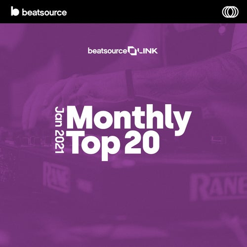 Monthly Top 20 - January 2021 Album Art
