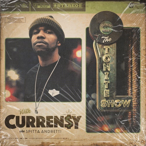 The Tonite Show With Curren$y - Deluxe Edition