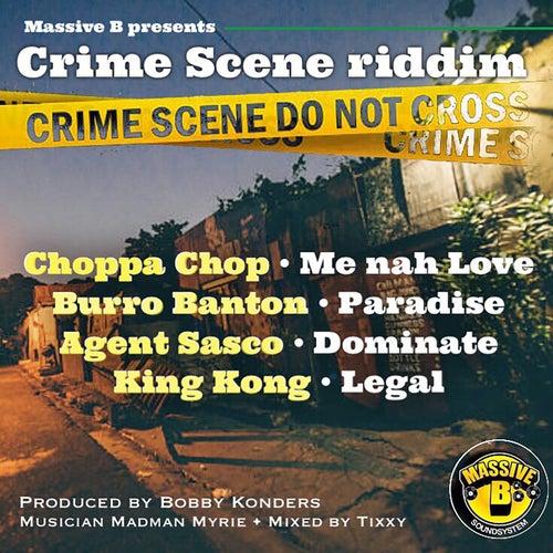 Massive B Presents: Crime Scene Riddim