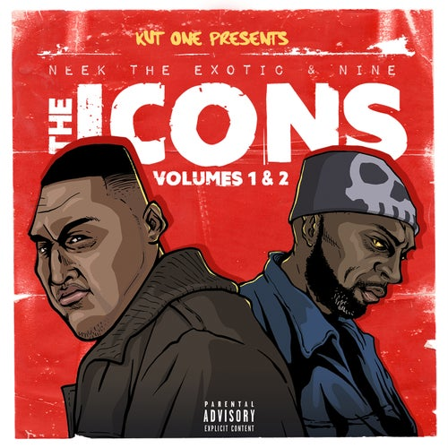 The Icons, Vol. 1 & 2