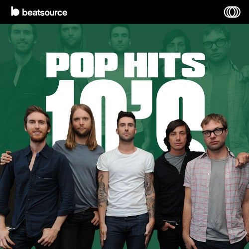 Pop Hits 10s Album Art