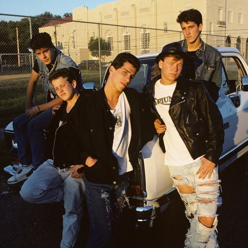 New Kids On The Block Profile