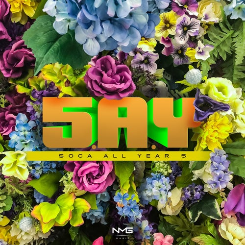 S.A.Y (Soca All Year) 5