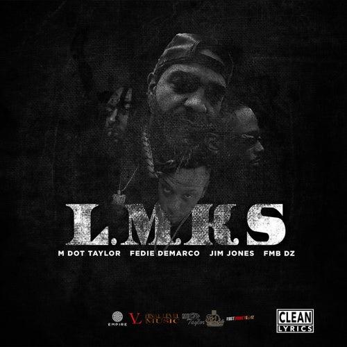 Let Me Know Sumn (feat. Jim Jones & FMB DZ) [Remix]