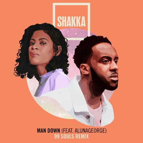 Man Down (feat. AlunaGeorge) [99 Souls Remix] [Edit]