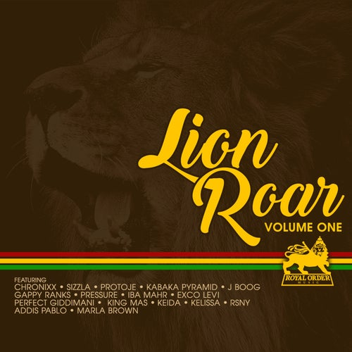 Lion Roar, Vol. 1