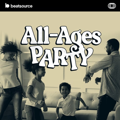 All-Ages Party Album Art