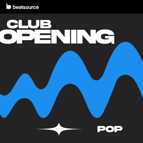 Club Opening - Pop Album Art