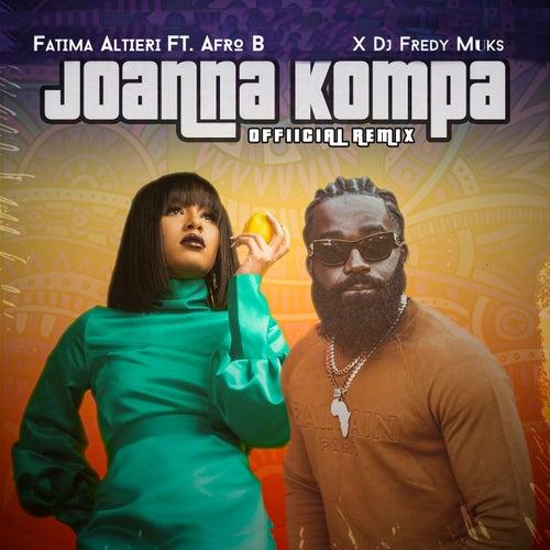 Joanna Kompa (feat. Afro B) [Remix]