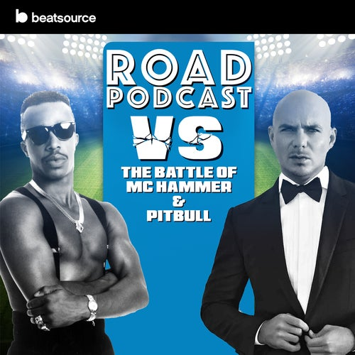 ROAD - MC Hammer vs Pitbull Album Art