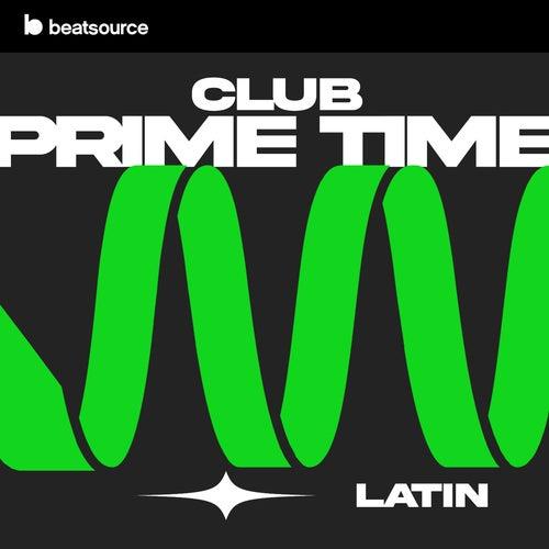 Club Prime Time - Latin Album Art
