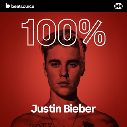 100% Justin Bieber Album Art