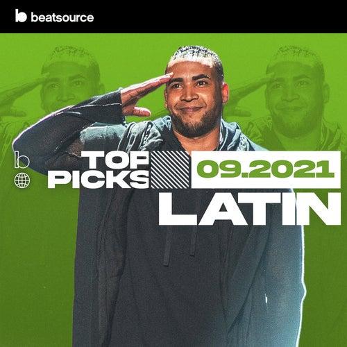 Latin Top Picks September 2021 Album Art