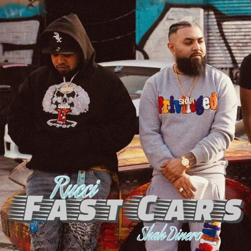 Fast Cars (feat. Shah Dinero)
