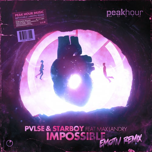 Impossible (feat. Max Landry)