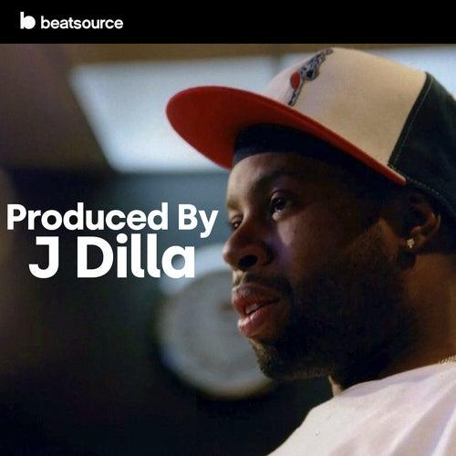 Produced By J Dilla Album Art