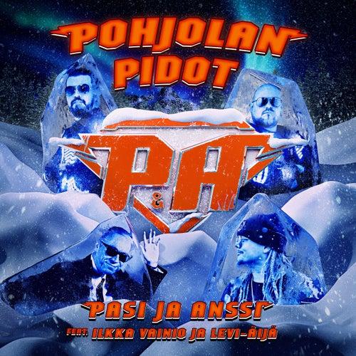 Pohjolan pidot (feat. Ilkka Vainio ja Levi-Äijä)