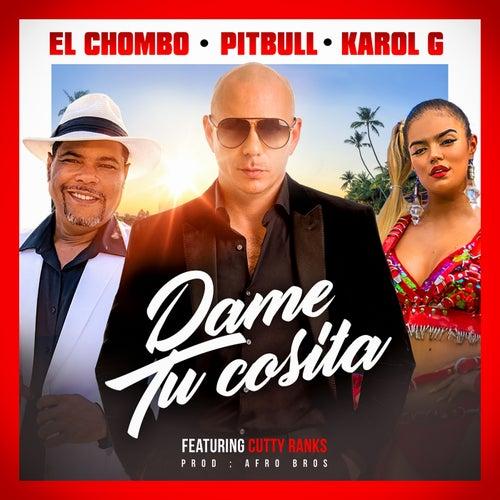 Dame Tu Cosita (feat. Cutty Ranks)