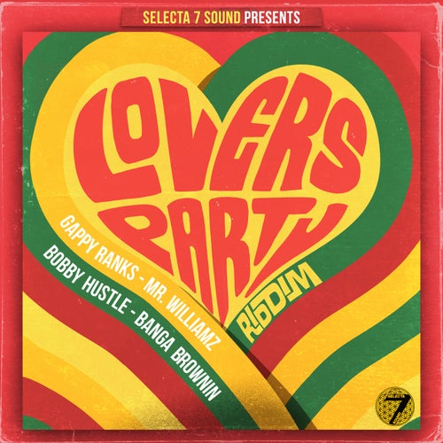 Lovers Party Riddim - EP
