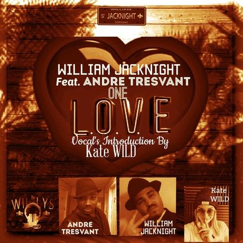 One L.O.V.E (feat. Andre TRESVANT & Kate WILD)
