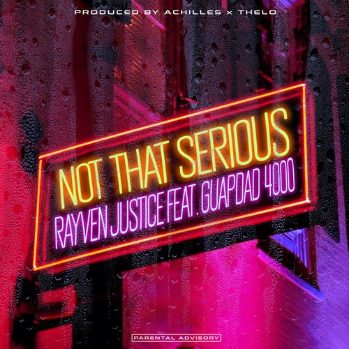 Not That Serious (feat. Guapdad 4000)