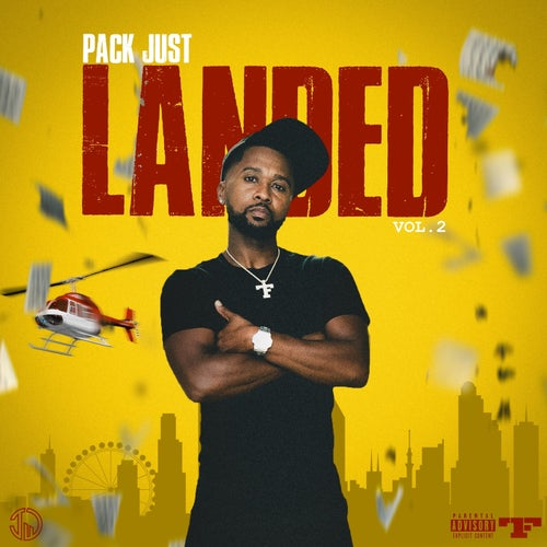 PACK JUST LANDED VOL. 2