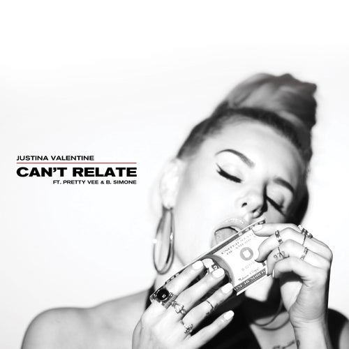 Can't Relate (feat. Pretty Vee & B. Simone)