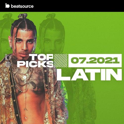 Latin Top Picks July 2021 Album Art