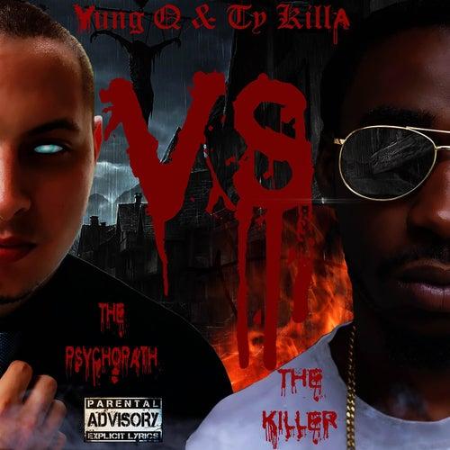 The Psychopath Vs. The Killer