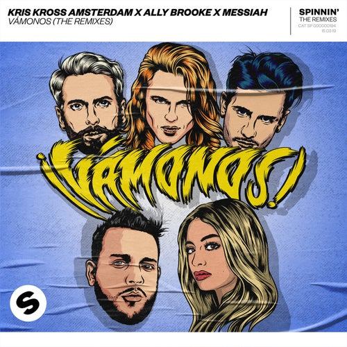 Vámonos (The Remixes)