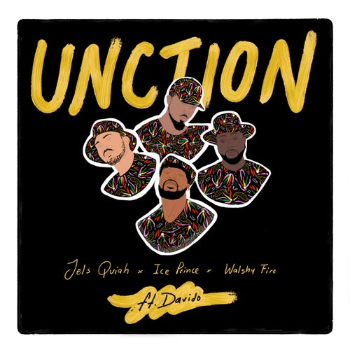 Unction (feat. Davido)