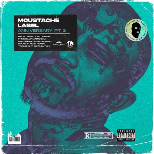 Moustache Label Anniversary 8 Years PART. 2