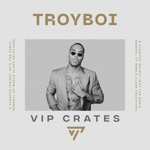 TroyBoi - VIP Crates Album Art