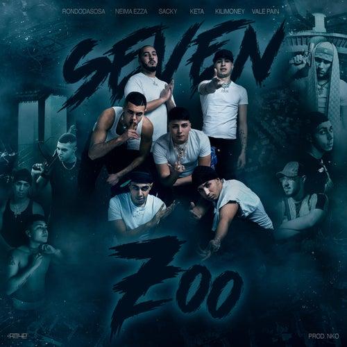 SEVEN 7oo (feat. Rondodasosa, Sacky, Vale Pain, Neima Ezza, Kilimoney, Keta, Nko)