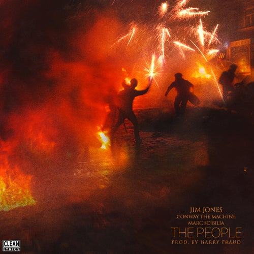 The People  (feat. Conway the Machine & Marc Scibilia)(Remix)