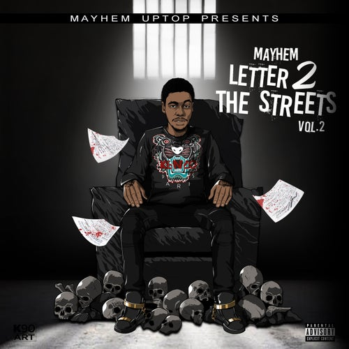 Letter 2 The Streets, Vol. 2