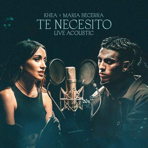 Te Necesito (Live Acoustic)