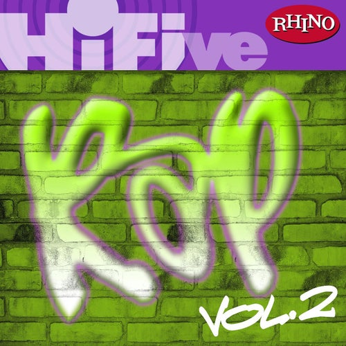 Rhino Hi-Five: Rap  [Vol 2]